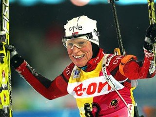 Тура Бергер выиграла индивидуальную гонку на чемпионате мира по биатлону